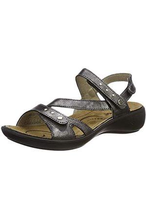 Romika Women's Ibiza 70 Sling Back Sandals, (Anthrazit 700)