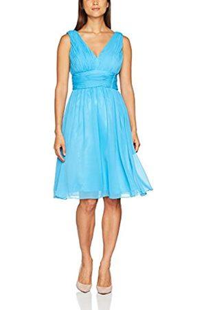Astrapahl Women's Knee-Length Cocktail Sleeveless Dress