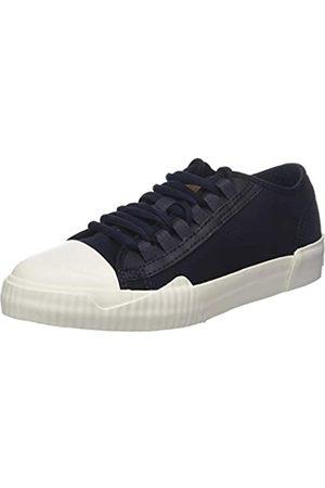 Rieker Womens M3063-15 Low-Top Sneakers Pazifik//Pazifik//Marine//Schwarz 15 Blue 6 UK