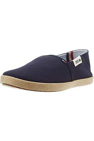 Tommy jeans Men's Summer Shoe Mocassins, (Twilight Navy C87)