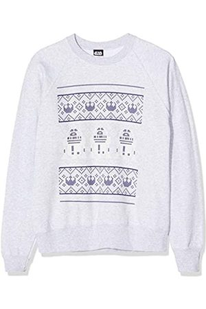 Star Wars Men's R2D2 Knit Christmas Sweatshirt