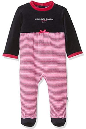 ABSORBA Baby Girls' 7p54411-ra Db Pont Dos Sleepsuit
