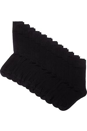 My Way MyWay Men's Basic Socks, Pack of 12