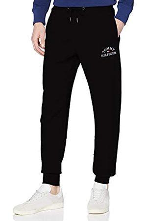 Tommy Hilfiger Men's Basic Embroidered Sweatpants Sports Jumper