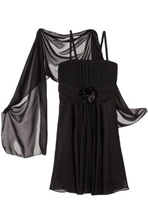 G.O.L. Girl's Chiffon-Kleid mit Stola 13650 00 Clothing Set