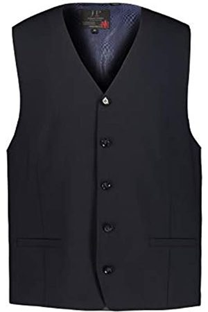 JP 1880 Men's Big & Tall Contrast Lined Mix & Match Suit Vest Navy 64 705621 70-64