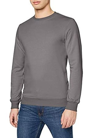 Urban Classics Men's Sweatshirt Basic Terry Crew Pullover Sweater