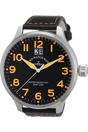 Zeno Men's Quartz Watch Quarz 6221Q-a15 with Leather Strap