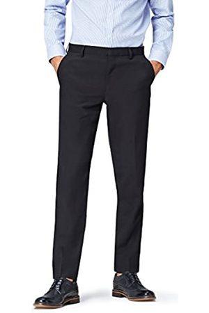 FIND Amazon Brand - Men's Slim Fit Formal Trouser