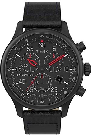 Timex Men's Expedition Field Chronograph 43 mm Watch TW2T73000