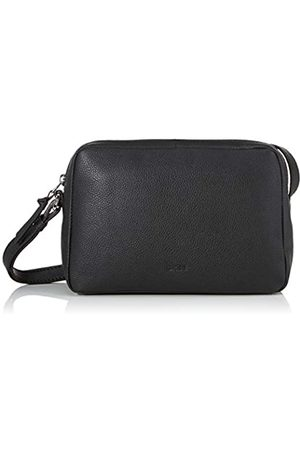 BREE Cary 10, Cross Shoulder M, Women's Bag, Schwarz