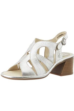 Fly London Women's LARI180FLY Open Toe Sandals, ( 001)