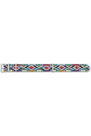 Thomas Sabo Unisex-watch CODE TS Nato strap textile stainless steel ZWA0314-276-7-20 mm