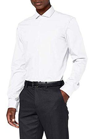 HUGO Men's Erriko Casual Shirt, Open 199)