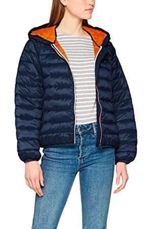 Tommy Jeans Women's Short Padded Hooded Short Down Jacket