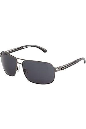 Burgmeister Men's SBM115-181 Rectangular Sunglasses