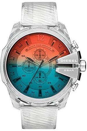 Diesel Quartz Watch with Plastic Strap DZ4515