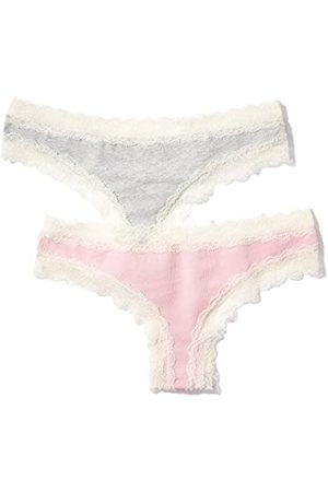 Brand Pack of 2 Iris /& Lilly Womens Sequin Thong