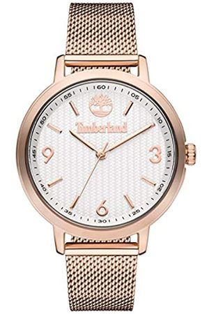 Timberland Womens Analogue Quartz Watch with Stainless Steel Strap TBL15643MYR.01MM
