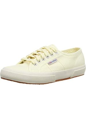 Superga Unisex Adults' 2750 Cotu Classic Trainers Low-Top, (Ecru 912)