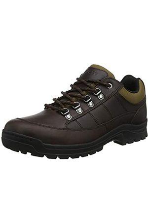 Aigle Men's Alten Leather Trainers, ( 001)