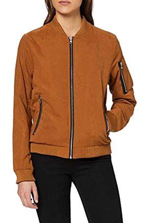Urban classics Women's Ladies Peached Bomber Jacket