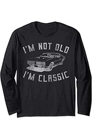 80 Classic Eighty Birthday Age Years Old Party Turning School Am Men/'s T-Shirt