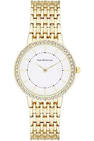 Jean Bellecour REDS15 - Sophie – Ladies Watch – Analogue Quartz – Dial – Yellow Bracelet