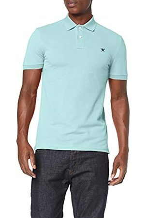 Hackett London Men's Slim Fit Logo Polo Shirt