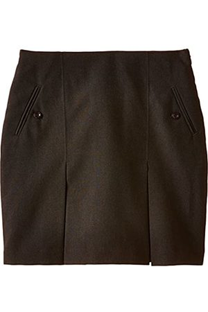 Trutex Girl's Senior Twin Kick Pleated Skirt