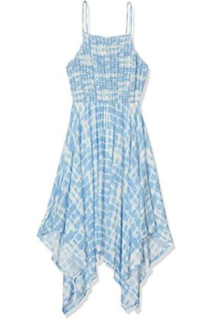 New Look Girl's Tie Dye High Neck Dress