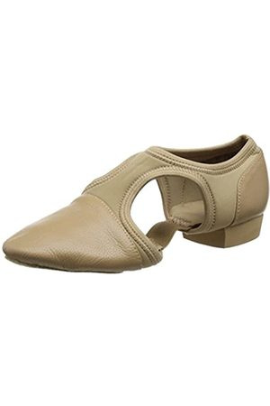 So Danca Women Jz44 Jazz Shoes, (Caramel)