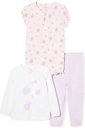 ZIPPY Baby Girls' Conjunto 3 Piezas Niña Ss20 Pajama Set