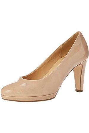 3 UK Black Schwarz 47 Gabor Shoes Womens Comfort Fashion Closed-Toe Pumps