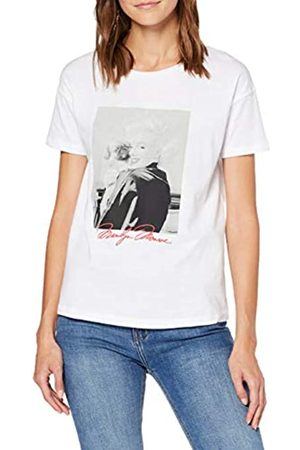 Springfield 1.licencia Marilyn T-Shirt Women's Large (Manufacturer's size:L)