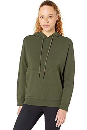 Core 10 Cotton Modal Oversized Pullover Hoodie Hooded Sweatshirt