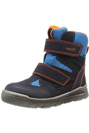 Superfit Mars, Boys'Snow Boots, (Blau/Blau 80)