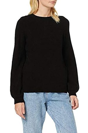Object NOS Women's Objeve Nonsia Ls Knit Pullover Noos Jumper