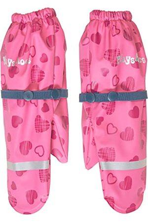 Playshoes Girl's Matschhandschuh mit Fleece-Futter Herzchen Gloves