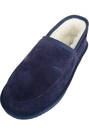 SNUGRUGS Charlie, Lambswool Slippers with Lightweight Sole
