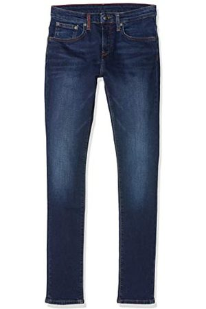 Hackett Boy's New Skinny Dk Jeans, Blue (Dark Denim 559)