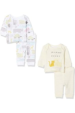 Mothercare Baby U M&D 2PK PJ Pyjama Sets