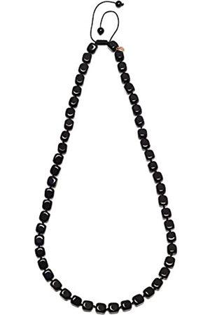 Lola Rose Avrll Black Agate Necklace of 26cm