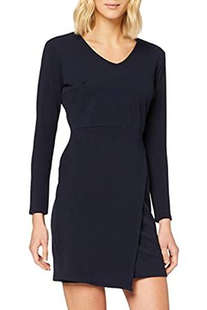 Mela Women's V Neck Bodycon Dress Casual