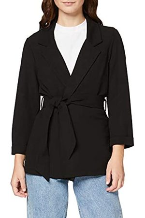New Look Women's P T Scuba Crepe Belted Suit Jacket