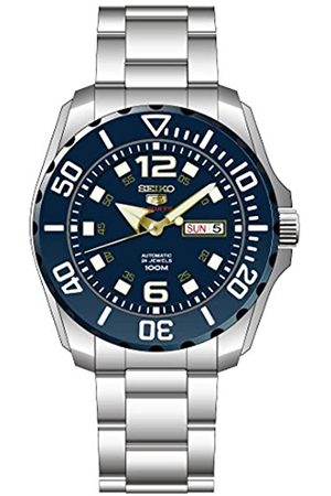 Seiko Men's Analogue Automatic Watch with Stainless Steel Strap SRPB37K1