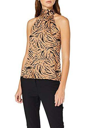 Dorothy Perkins Women's Sienna Halterneck T-Shirt