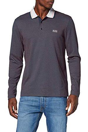 BOSS Men's Peos Long Sleeve Polo T-Shirt