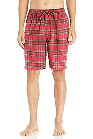 Goodthreads Flannel Pajama Short Bright Tartan