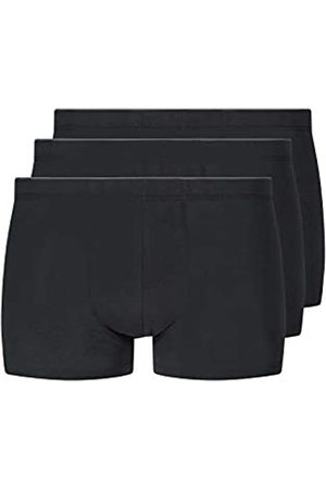 HUBER Men's Just Comfort Herren Pant 3er Pack Boxer Shorts